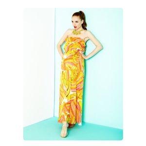 Trina Turk Pisces Maxi Dress